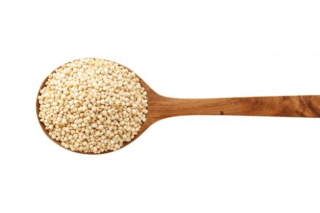 Quinoa en cuillère