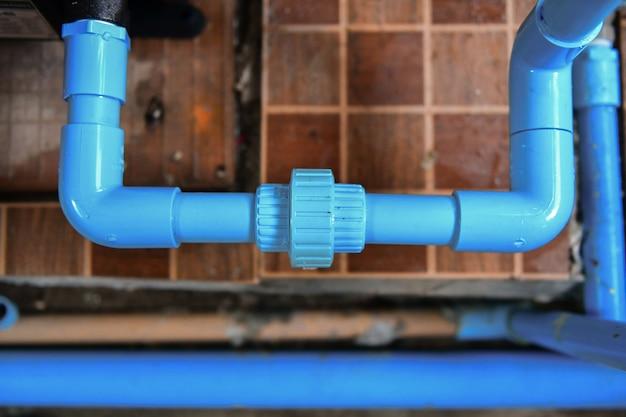 Raccords de tuyaux en pvc, raccord de tuyaux en pvc, couplage en pvc, système de plomberie