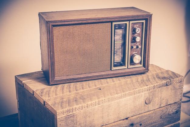 Radio vieillissante