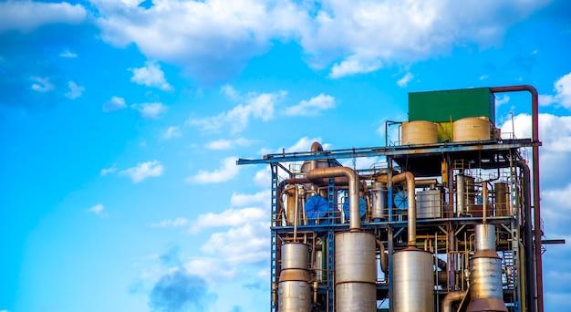 Raffinerie de canne à sucre