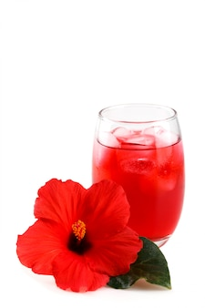 Rafraîchissant hibiscus glacé ted