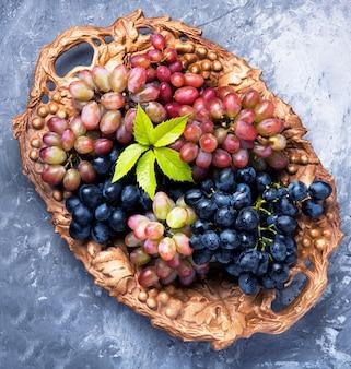 Raisins d'automne