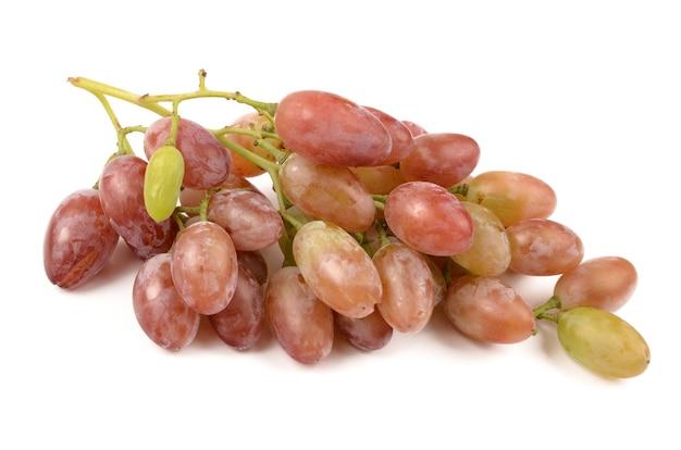 Raisins sur un blanc