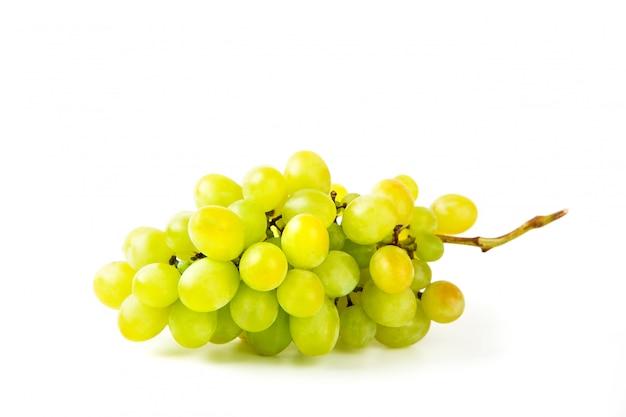 Raisins sur blanc