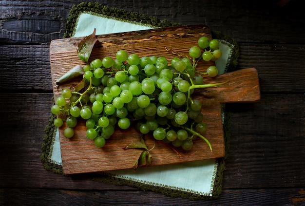 Raisins verts vost rustique