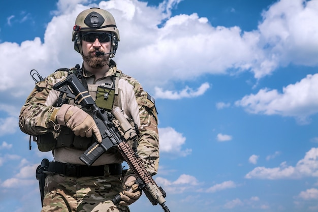 Ranger de l'armée