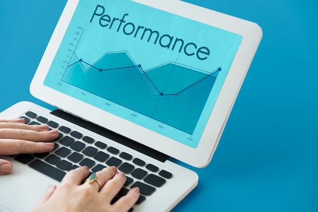Rapport sur le graphique des lignes d'activité de l'entreprise