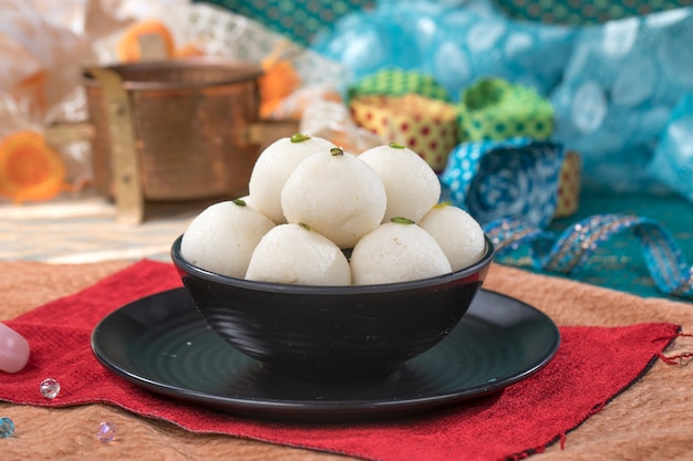 Rasgulla sweet food