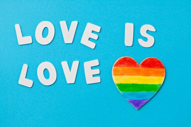 Rayures de couleur arc-en-ciel, symbole de la fierté gay lgbt. espace de copie