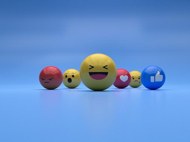 Réaction emoji
