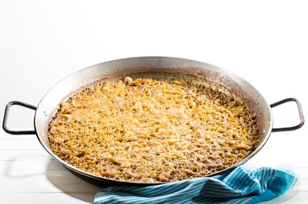 Recette de riz espagnol 2