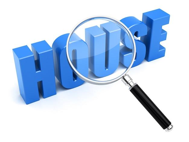 Recherche et recherche de maisons pour l'immobilier