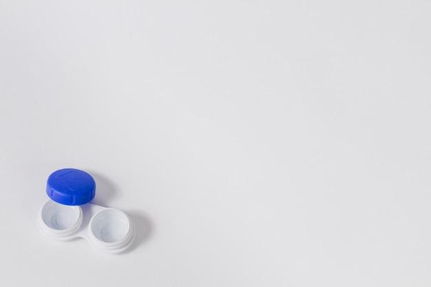 Récipiendaire pour lentilles de contact