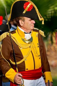 Reconstitution militaire historique