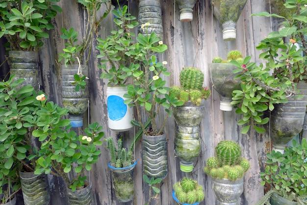 Recycler la jardinière