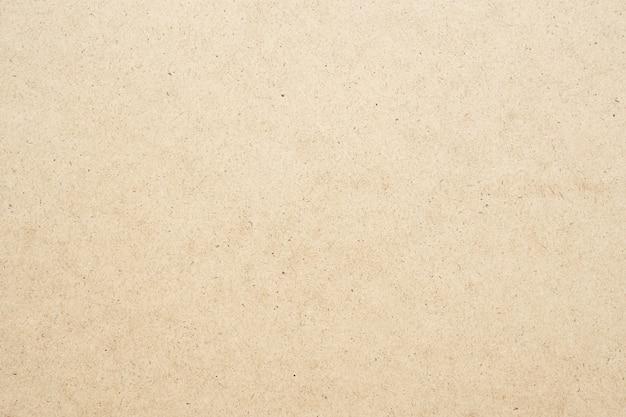 Recycler la texture de la surface du papier kraft
