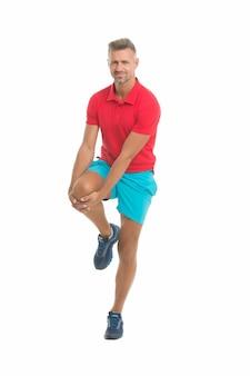 Rééducation suite à une blessure. le sportif souffre de douleurs au genou. sens de la douleur. entraînement et entraînement. blessure athlétique. anti douleur. santé et soins. soins de santé. on a rien ans rien.