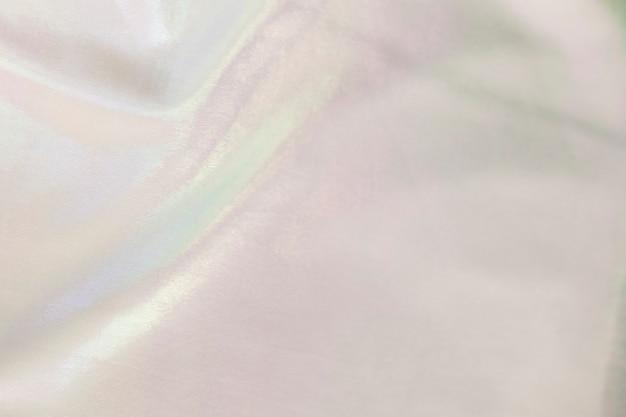 Réflexion rose et violet sur fond de texture plastique