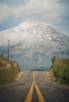 Regarder la montagne nouvelle-zélande