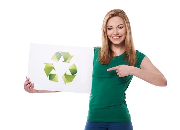 Regardez et commencez à être plus écologique
