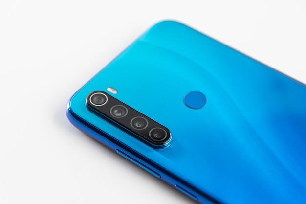 Regardez de près les caméras des smartphones