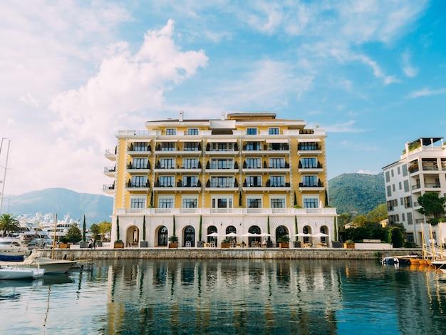 Regent hotel tivat monténégro porto monténégro