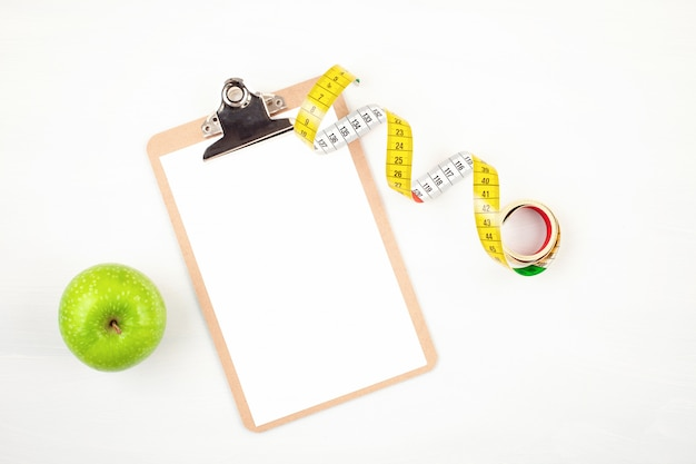 Régime alimentaire, perte de poids et planification de la condition physique