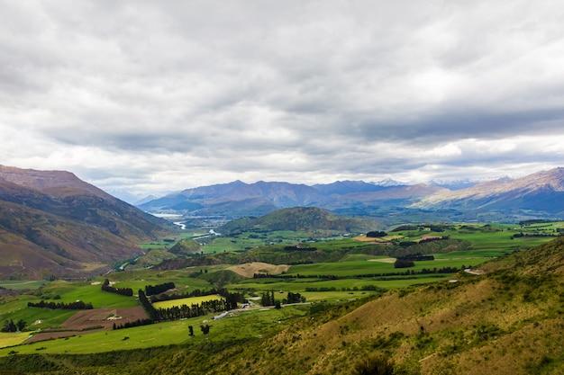 Région de queenstown régions viticoles de nouvelle-zélande île du sud