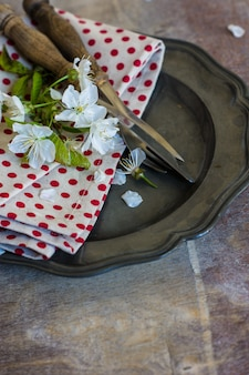 Réglage de la table de printemps