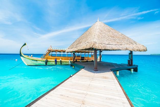 Relaxation tropical vacances été mâle