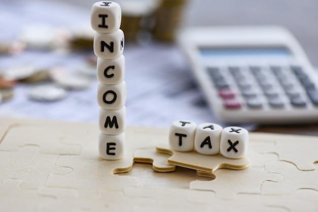 Remboursement de déduction pour déclaration de revenus
