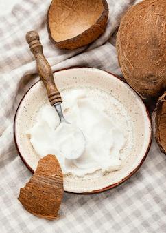 Remède maison à la noix de coco