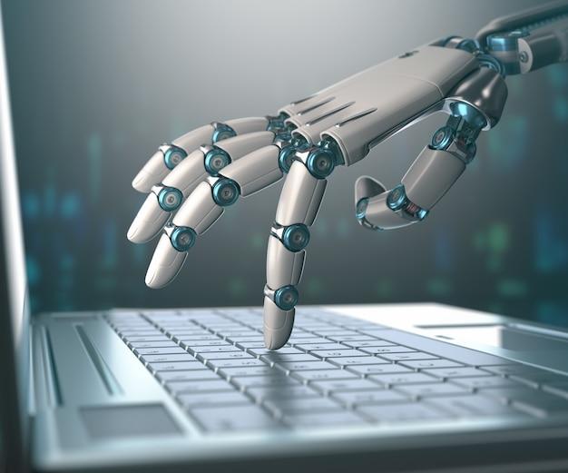 Remplacement des humains par des machines