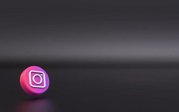 Rendu d'arrière-plan instagram