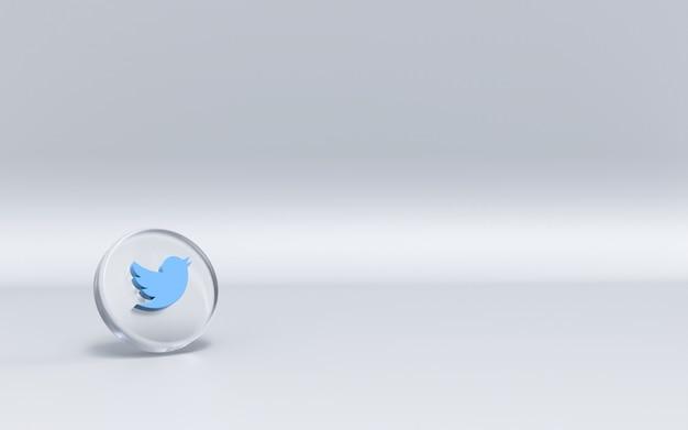 Rendu de fond twitter