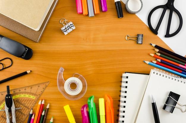 Rentrée scolaire fournitures scolaires