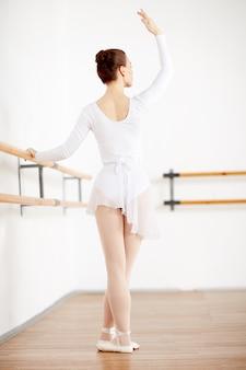 Répétition de ballet