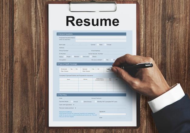 Reprendre appliquer le concept de formulaire de travail