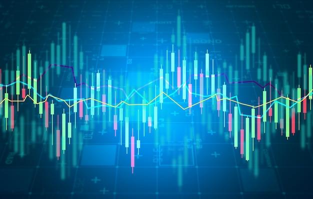 Réseau de données boursières