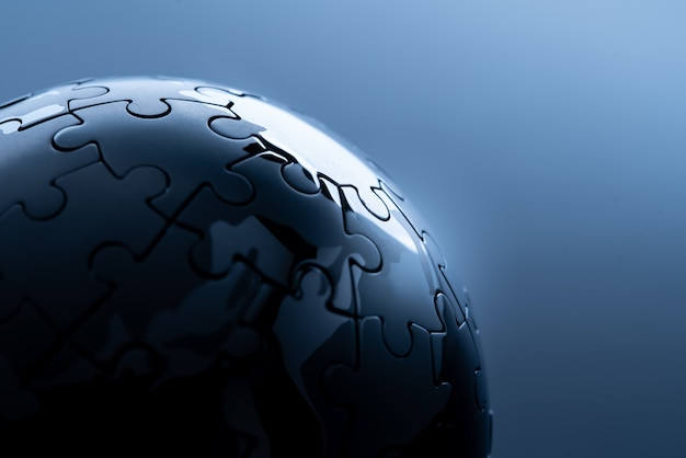 Réseau mondial pour le concept technologique