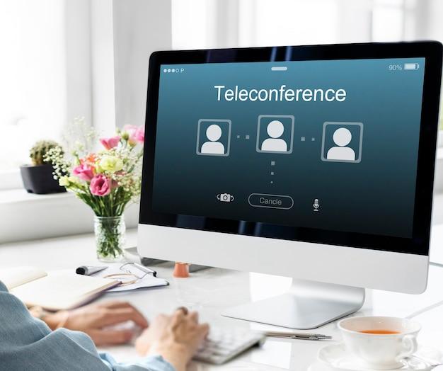 Réseautage partenariat communication entreprise