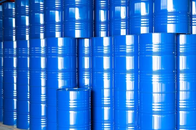 Réservoir de baril de pétrole