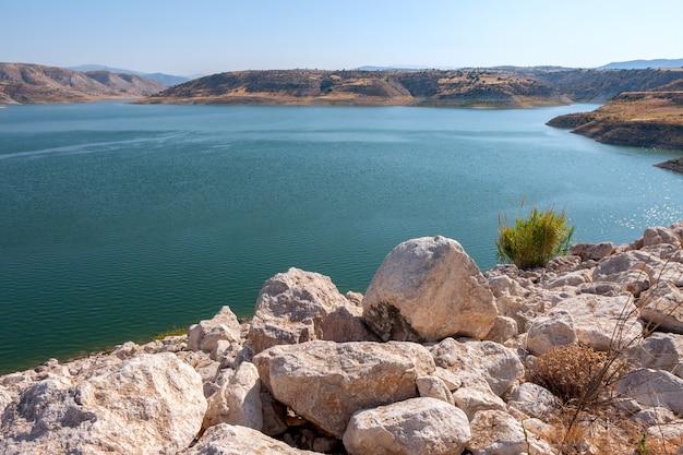 Réservoir d'eau douce et barrage à chypre