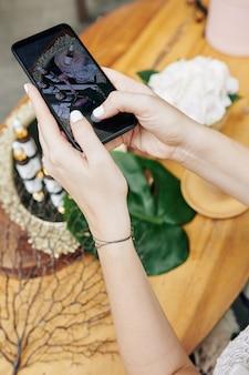 Responsable marketing photographie cosmétique