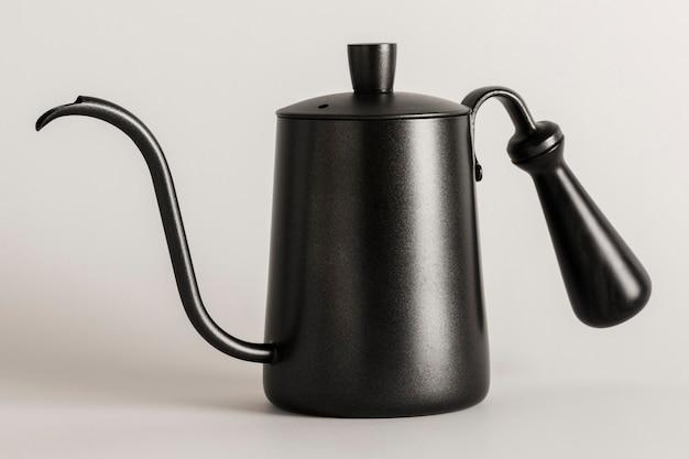 Ressource de conception de bouilloire noire