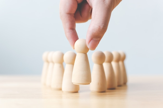 Ressources humaines, gestion des talents, employé de recrutement
