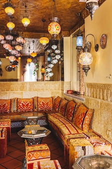 Restaurant arabe