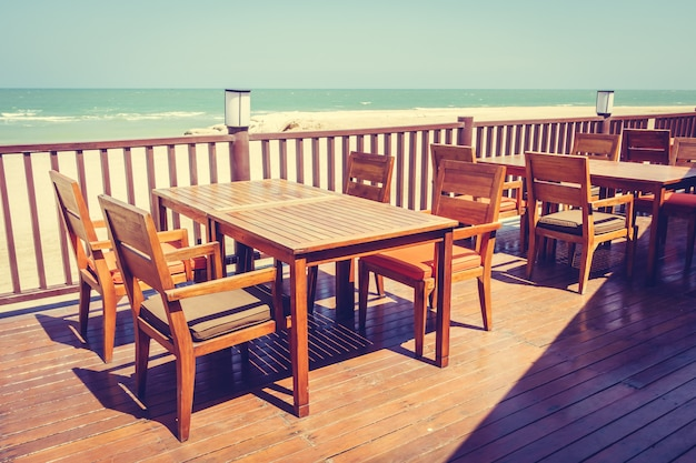 Restaurant en plein air