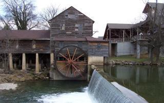 Restaurant vieux moulin