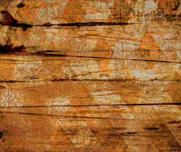 Résumé de l'ancien mur de grunge pour le fond